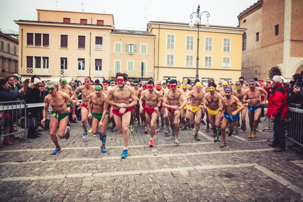 Carnival maratone - Fano - Marche - Italy