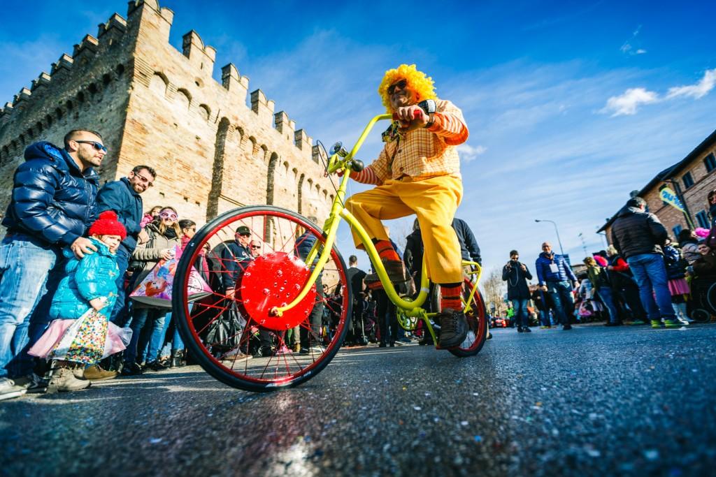 Carnival street artists 2 - Fano - Marche - Italy