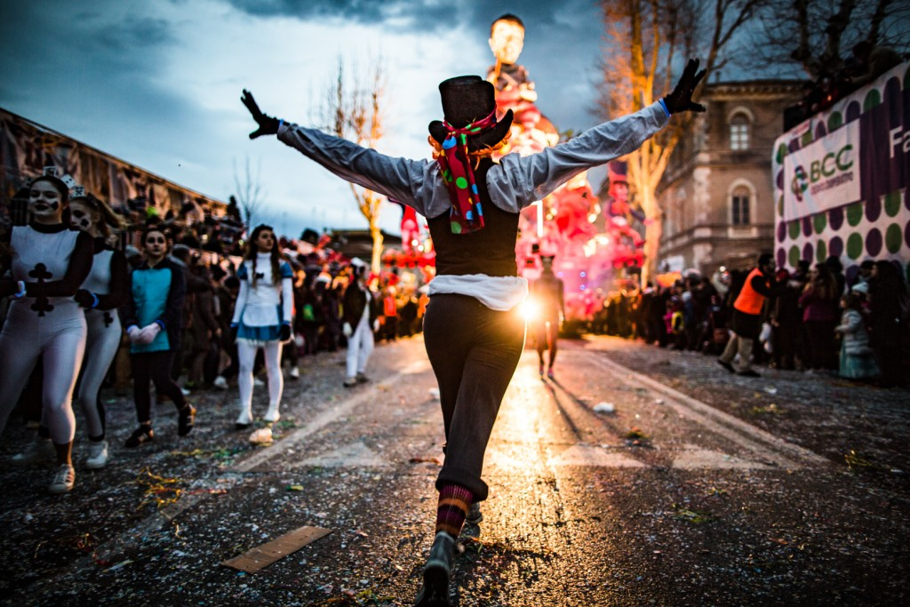 Carnival street artists 3 - Fano - Marche - Italy