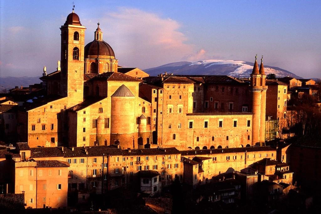 Palazzo Ducale Urbino - Marche - Italy