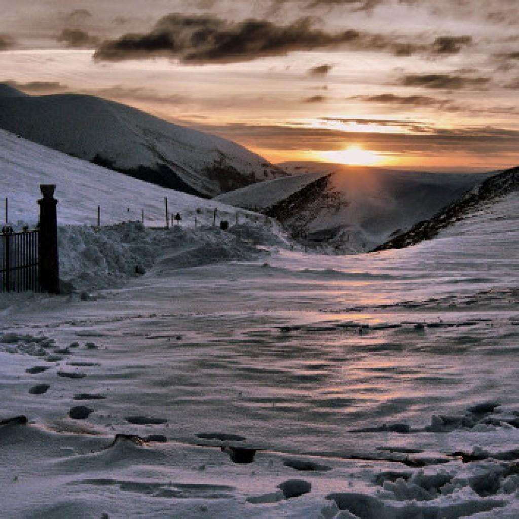 Silence of snow - Macerata - Marche - Italy