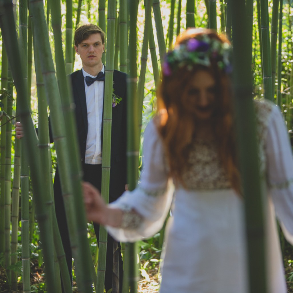 married in the forest